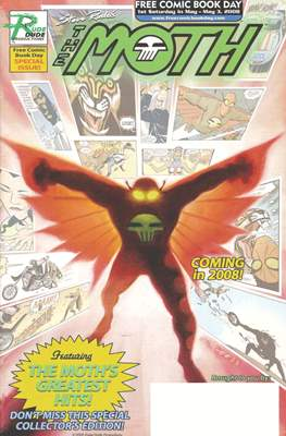 The Moth - Free Comic Book Day 2008