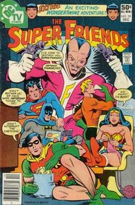 Super Friends Vol.1 (1976-1981) (Grapa, 32 págs.) #39
