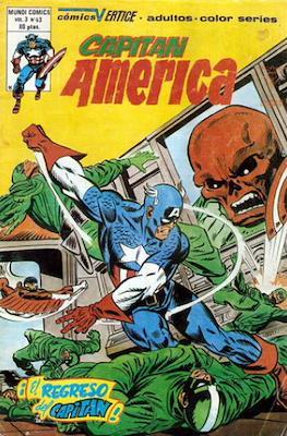 Capitán América Vol. 3 (1975-1980) (Grapa) #43