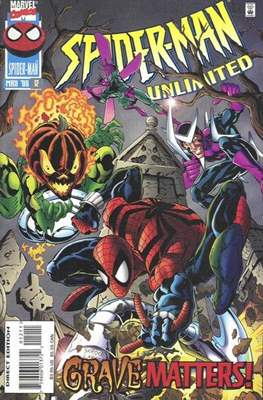 Spider-Man Unlimited (1993-1998) (Comic Book) #12