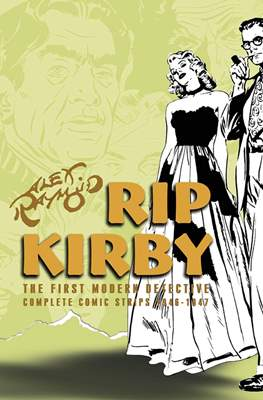 Rip Kirby de Alex Raymond (Cartoné 312 pp) #2