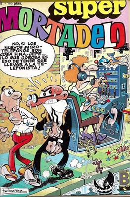 Super Mortadelo (Grapa, 52 páginas (1987)) #25