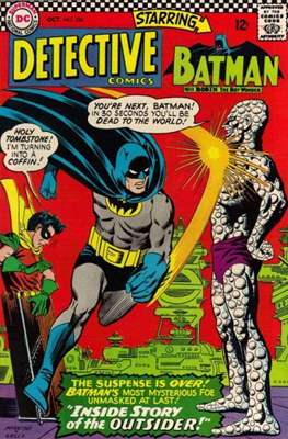 Detective Comics Vol. 1 (1937-2011; 2016-) (Comic Book) #356