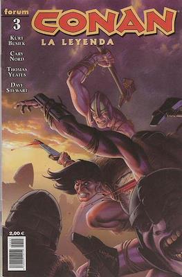 Conan. La Leyenda (Grapa 28-116 pp) #3