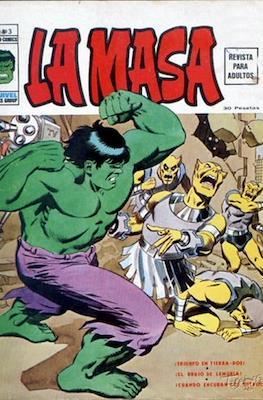 La Masa Vol. 2 (1974-1975) (Rústica 60 pp) #3