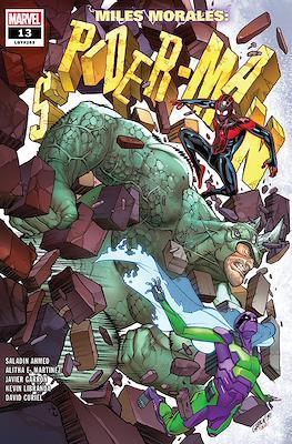 Miles Morales: Spider-Man (2018) #13
