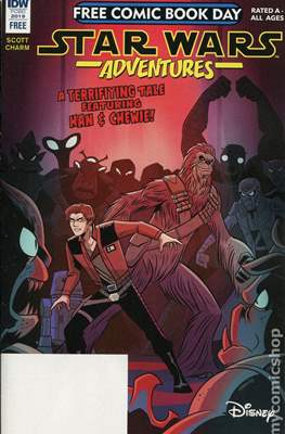 Star Wars Adventures - Free Comic Book Day 2019