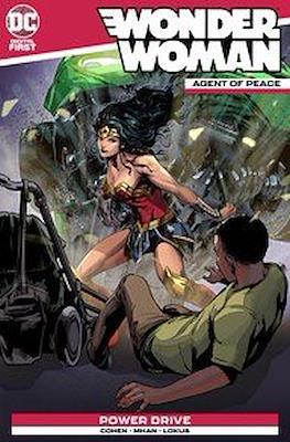 Wonder Woman - Agent of Peace (Digital) #13