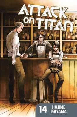 Attack on Titan (Softcover) #14