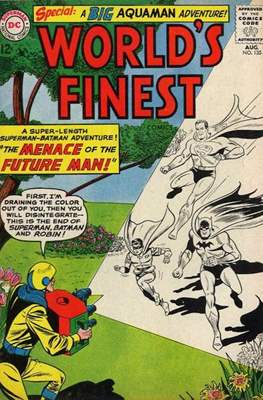 World's Finest Comics (1941-1986) #135
