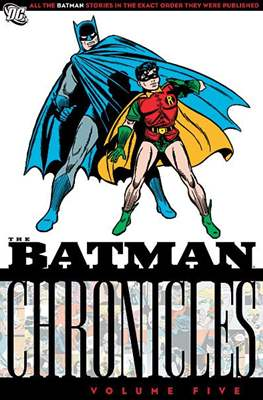 The Batman Chronicles #5