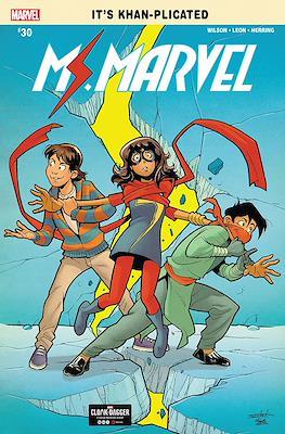 Ms. Marvel (Vol. 4 2015-...) (Comic book) #30