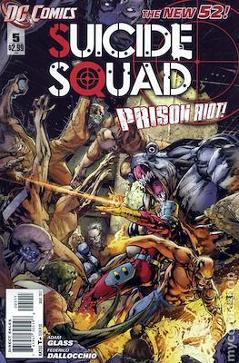 Suicide Squad Vol. 4. New 52 #5