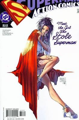 Action Comics Vol. 1 (1938-2011; 2016-) (Comic Book) #813