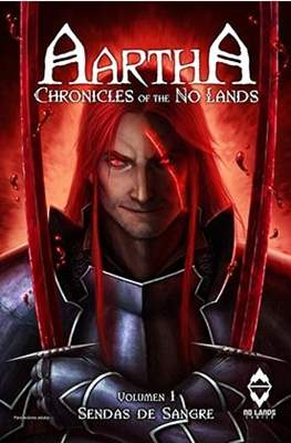 Aartha: Chronicles of the No Lands (Rústica) #1