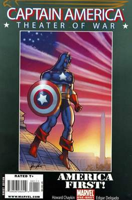Captain America: Theater of War #2