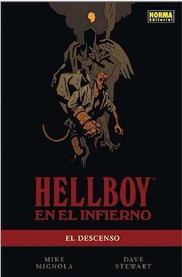 Hellboy en el Infierno (Cartoné 132-152 pp) #1