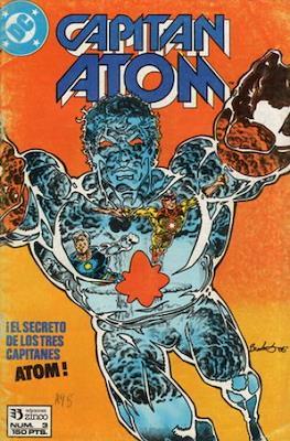 Capitán Atom #3