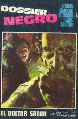 Dossier Negro (Rústica y grapa [1968 - 1988]) #2