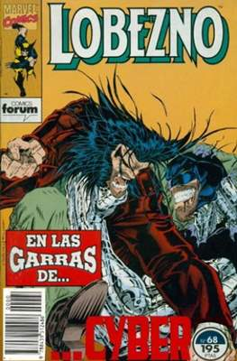 Lobezno vol. 1 (1989-1995) (Grapa) #68