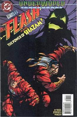 The Flash Vol. 2 (1987-2006) (Comic Book) #107