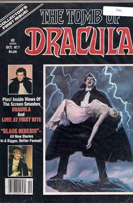 The Tomb of Dracula Vol. 2 (1979-1980) (Magazine) #1