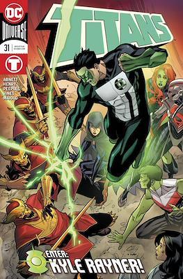 Titans Vol. 3 (2016- 2019) (Comic-book) #31