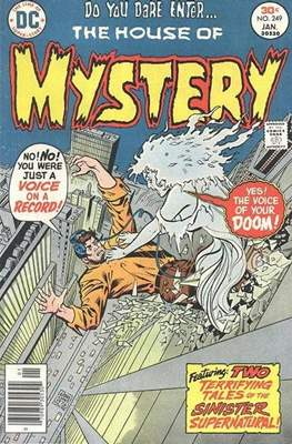 The House of Mystery (Grapa) #249