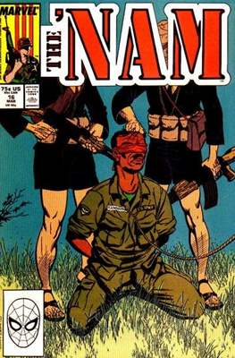 The 'Nam Vol 1 (Comic-book.) #16