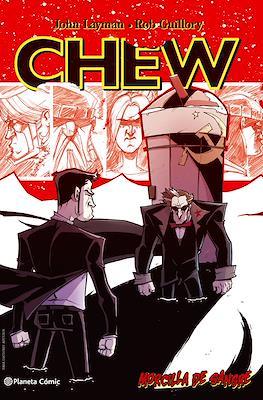 Chew (Rústica 120-160 pp) #10