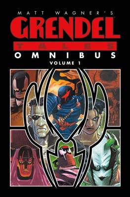 Grendel Tales Omnibus (Softcover 432-408 pp) #1