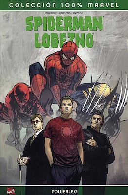 Spiderman / Lobezno: Powerless. 100% Marvel