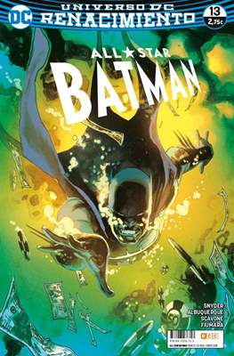 All-Star Batman. Renacimiento (Grapa) #13