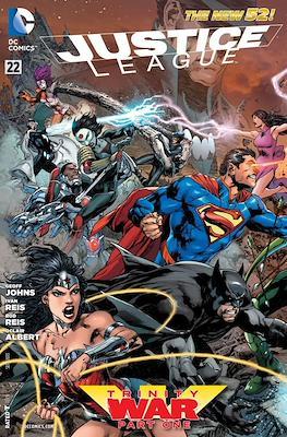 Justice League (2011-2016) (Digital) #22