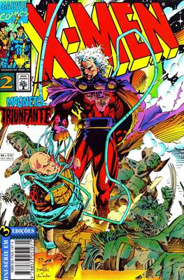 X-Men: Rubicão (Grampo) #2