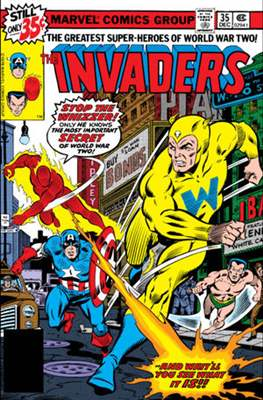 The Invaders (Comic Book. 1975 - 1979) #35