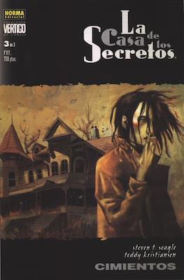 Colección Vértigo (Rústica y cartoné) #33