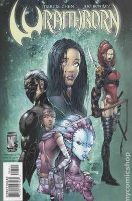 Wraithborn (Grapa) #4