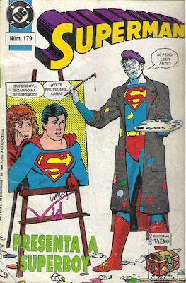 Supermán (1986-2001) (Grapa) #179