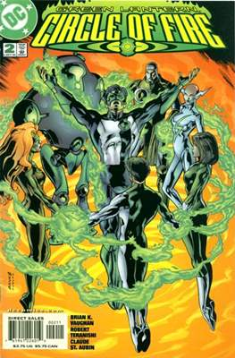 Green Lantern: Circle of Fire (Grapa.) #2