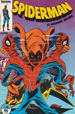Spiderman Vol. 1 / El Espectacular Spiderman (1983-1994) (Grapa 32-48 pp) #15