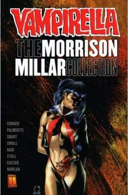 Vampirella: The Morrison / Millar Collection