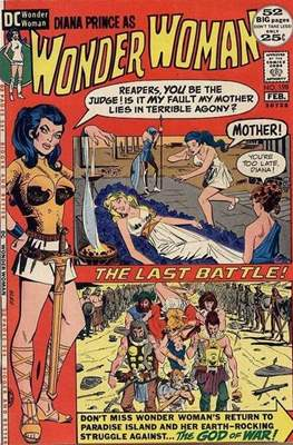 Wonder Woman Vol.1 (Comic Book) #198