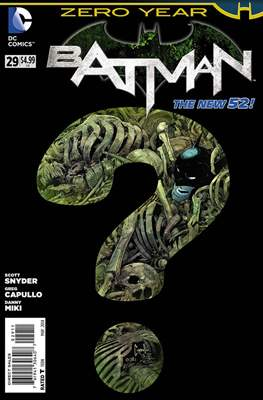 Batman Vol. 2 (2011-2016) (Comic Book) #29