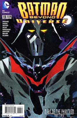 Batman Beyond Universe (Grapa) #13