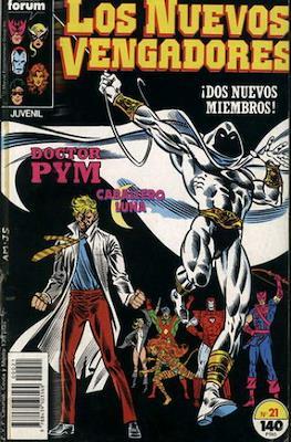 Los Nuevos Vengadores Vol. 1 (1987-1994) (Grapa 32 pp) #21