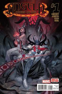 Angela: Queen of Hel #1