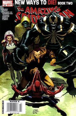 The Amazing Spider-Man Vol. 2 (1999-2014) (Comic-Book) #569