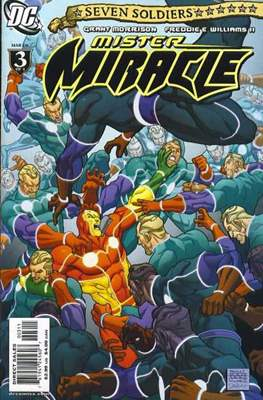 Seven Soldiers: Mister Miracle (Comic Book) #3