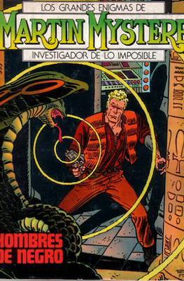 Los grandes enigmas de Martin Mystere investigador de lo imposible